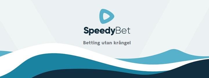 Spela snabbt och säkert hos Speedy Bet